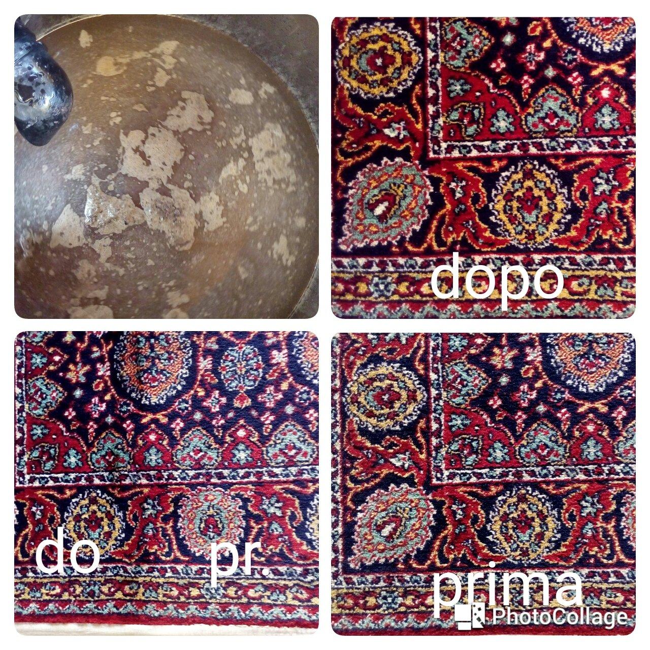 lavaggio tappeti pregiati